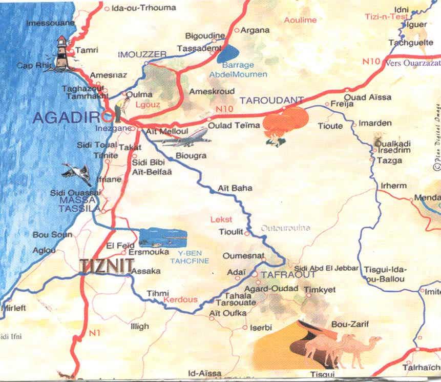 carte-du-maroc-sud